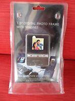 Office Depot 1.5 Digital Photo Frame With Magnet & Desk Top Stand