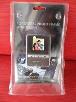Office Depot 1.5 Digital Photo Frame With Magnet & Desk Top Stand