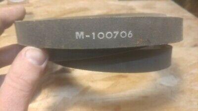 Flail Mower Drive Belt Model 100706   43-8868