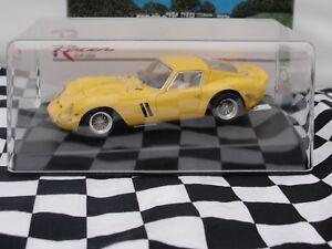 Racer Ferrari 250 Gt0 route voiture jaune Sl05 1:32 Slot New Old Stock Boxed Le