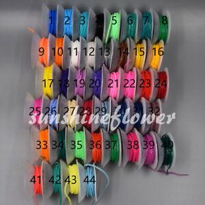 44-Colors-Dental-Orthodontic-Short-Long-Close-Type-Elastic-Ultra-Power-Chain-1x