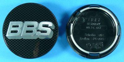 BBS Symbolscheibe Emblem Nabenkappe 70.6mm 09.24.467 Carbon BBS 1 Stück