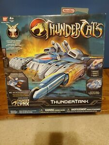 2011 THUNDERTANK WITH EXCLUSIVE SNARF FIGURE THUNDERCATS NIB