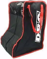 NEW DRC BOOT BAG MX  MOTOCROSS ENDURO QUAD BOOT GEAR BAG STORAGE DIRTY BOOT BAG