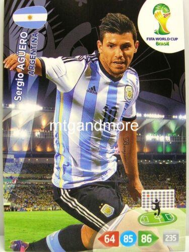 Adrenalyn XL-grecia mapa escoger-FIFA World Cup Brazil 2014 WM