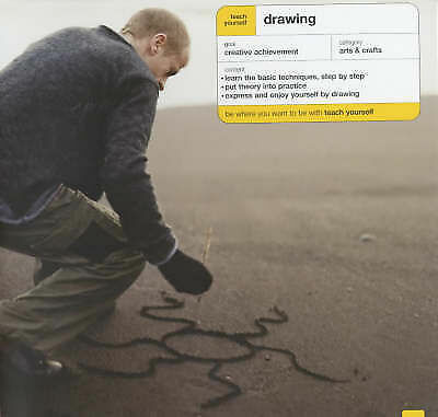 Drawing (Teach Yourself), Capon, Robin, Very Good Book