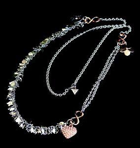 guess-UBN31106-kette-halskette-damen-zweifarbig-kristall-neu
