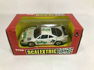 SCALEXTRIC-ferrari-f40-totip-ref-837909-slot-car-NEW-boxed-NEW-tyco-tipo-policar