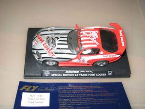 Fly Ref E82, 25e anniversaire de la Chrysler Viper Gts-R Foot Locker Edition