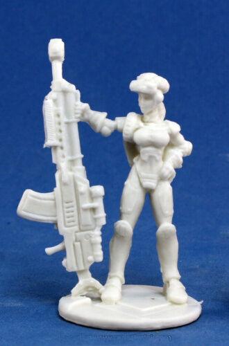 BONES REAPER figurine miniature rpg chronoscope 80021 1 x IMEF SARAH BLITZER