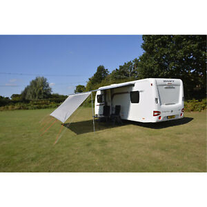 Sonnensegel-Vorzelt-Wohnwagen-Sonnenschutz-Sonnendach-Windschutz-Sichtschutz-240