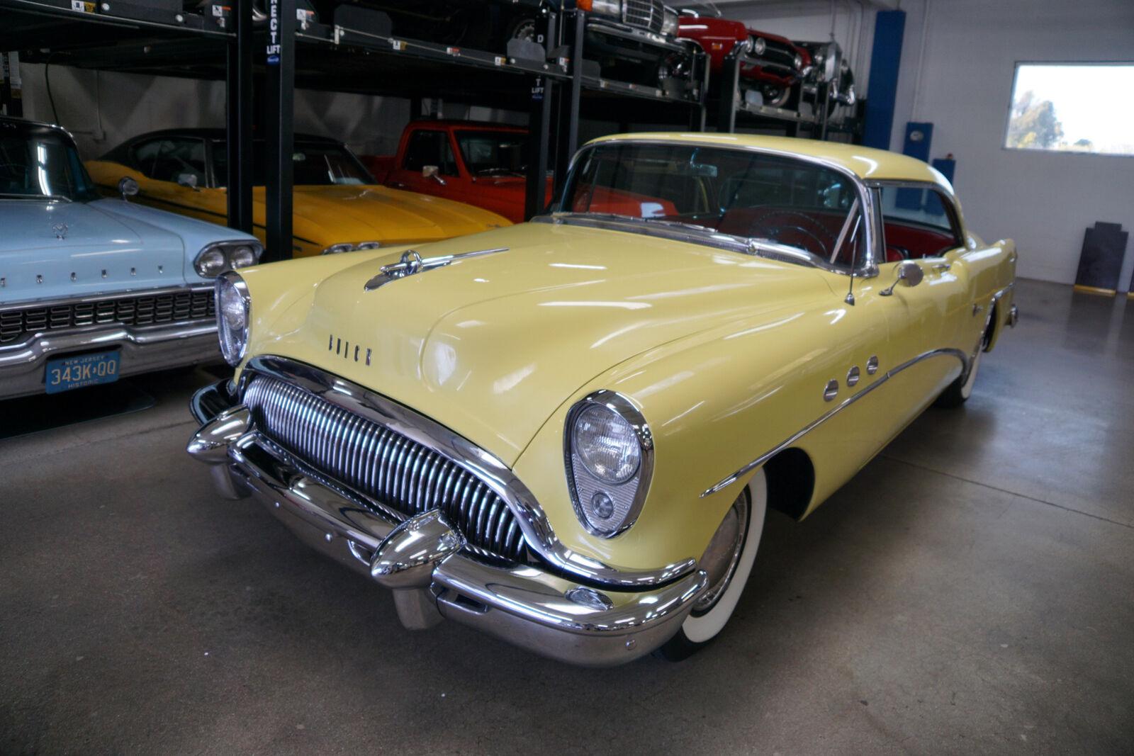 1954 Buick Super Riviera 322/182HP V8 2 Door Hardtop