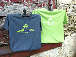 Turtle-Wing-Foundation-Logo-ADULT-T-Shirt