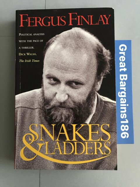 Snakes and Ladders by Finlay, Fergus Paperback Book