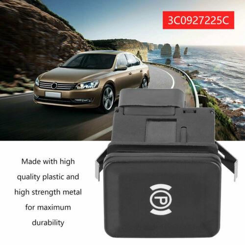 3C0927225B Car Auto Handbrake Parking Brake Switch Button for Passat B6 C6 BT