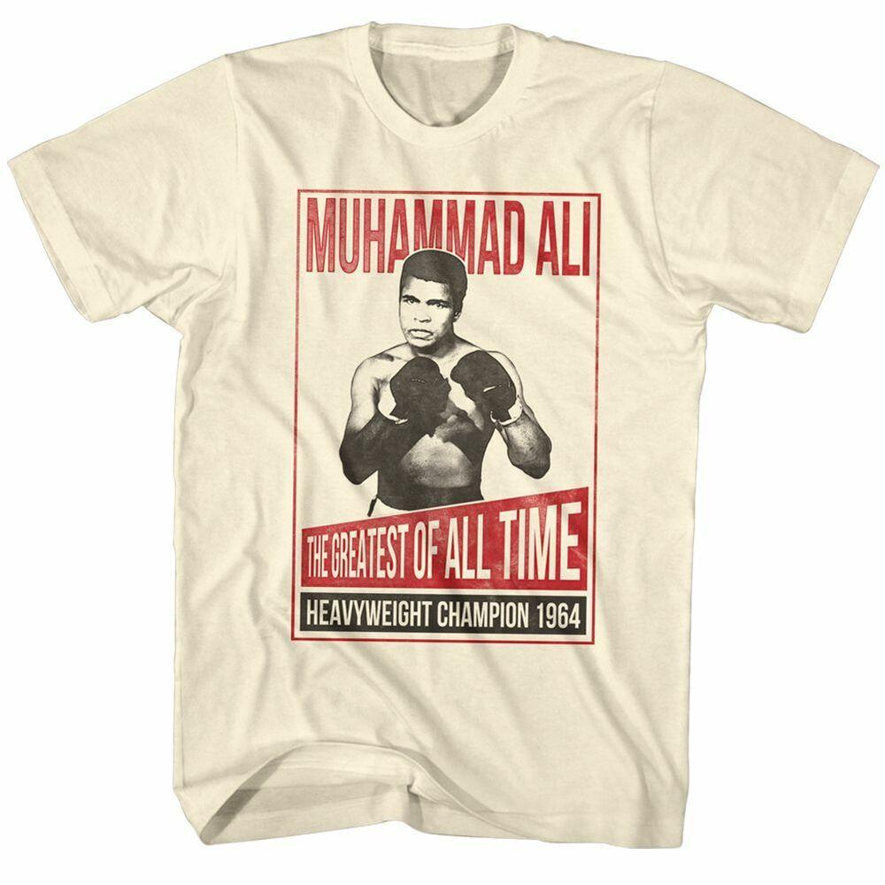 Muhammad Ali - Poids Lourd Champion 1964 - Américain Classiques - Adulte T-shirt
