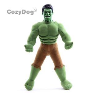 45CM-Avengers-Hulk-Muneco-De-Peluche-Relleno-Suave-Juguete-18in-Figura-De-Peluche-Ninos-Regalo-de