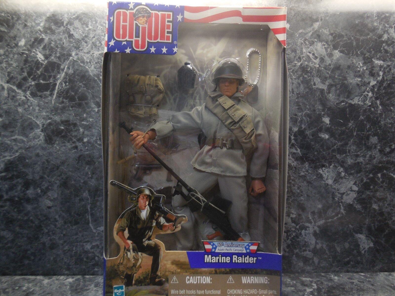 2001 g.i.joe marine raider new