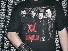 Buena impresión frontal Banda De Metallica