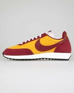 Nike Air Tailwind 79 OG University Gold équipe Rouge Jaune Bordeaux UK 9 US 10 Max