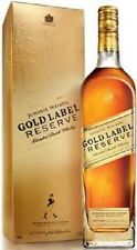 WHISKY  JOHNNIE WALKER GOLD LABEL RESERVE  AL 40% DA CL.70 CON ASTUCCIO