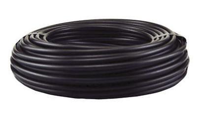 "Raindrip 016005P Drip Watering Poly Tubing, 1/4""x50', Black"