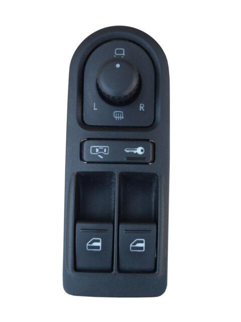Window switch driver side VW T5 Volkswagen 2003-2014