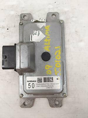 2009 NISSAN ALTIMA TRANSMISSION COMPUTER MODULE CVT 2.5L TCU SHIFT 31036ZN50A | eBay