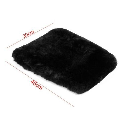 Coussin de siège pad suzuki v-strom 1000 en peau de mouton housse