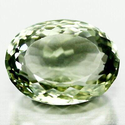 Radient Top Big Prasiolite : 16,37 Ct Natürlicher Grüner Prasiolith (grüner Amethyst) StäRkung Von Sehnen Und Knochen