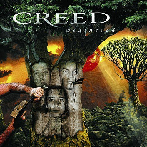 Weathered By Creed (Post-Grunge) (CD, Apr-2012, Universal
