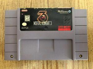 Mortal-Kombat-3-Snes-Super-Nintendo-Game-Only