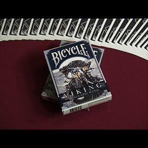 Bicycle Viking Blizzard Wing Pont par Tordu Kings Cartes Poker Cartes de jeu