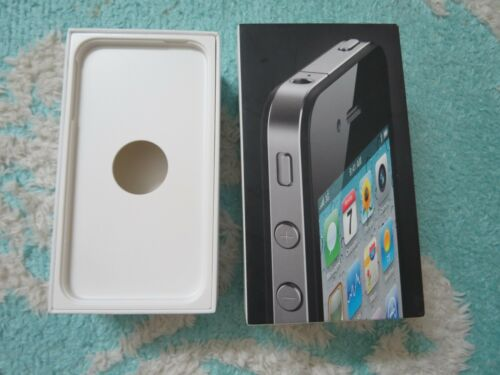 iPhone empty box only