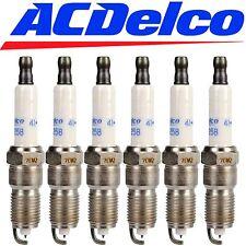 CHEVROLET GMC SPARK PLUGS ACDelco 41-103 Iridium Spark Plugs 12625058 Set of 6