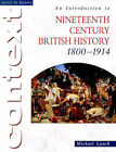 An Introduction to Nineteenth-century British History, 1800-1914 by Michael Lynch (Paperback, 1999)