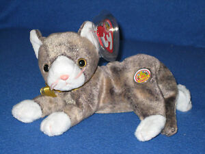 MINT with MINT TAGS TY CHILLTON the BEAR BEANIE BABY BBOM