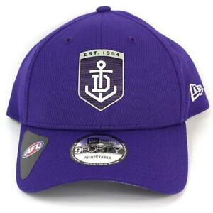 New-Era-Fremantle-Dockers-Team-9Forty-Hat-Genuine-Cap-In-Purple