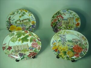 Your Choice of Plates FLOWERS OF QUEEN MOTHER'S GARDEN 90th Franklin Mint Plate
