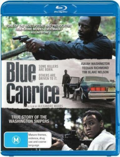 1 of 1 - Blue Caprice (Blu-ray, 2014)