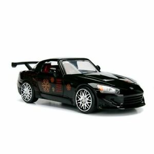Jada Toys Fast and Furious Johnny's Honda S2000 1:24 Scale Hollywood Ride Car