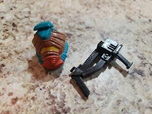 GI Joe arme frag Viper GUN ORIGINAL 1989 Figure accessoire