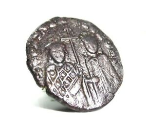 Impero-BIZANTINO-Costantino-VII-Follis-Costantinople