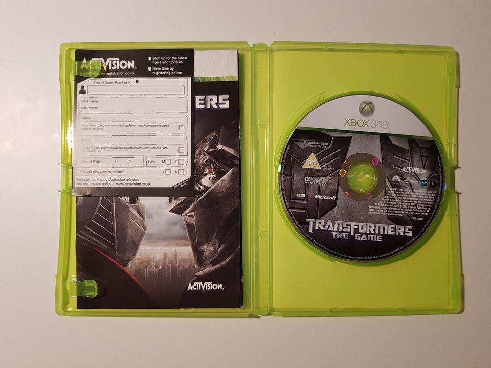 Transformers, Xbox 360