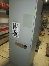 Asco Automatic Transfer Switch 962340099xc 400a 480v 60hz 3ph 4p With Bypass Used