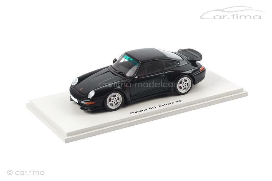 Porsche 911 911 911 (993) Carrera RS-Noir-SPARK - 1 43 - pd04311012 c94632