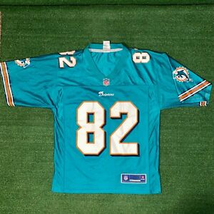 Details about NFL Pro Line Miami Dolphins Brian Hartline #82 Football On Field Jersey Size - S