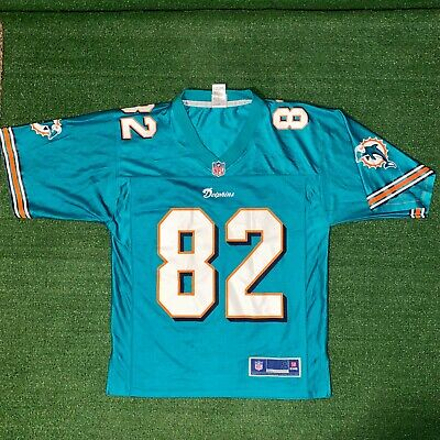 NFL Pro Line Miami Dolphins Brian Hartline #82 Football On Field Jersey Size - S | eBay