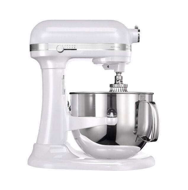 Kitchenaid Robot da cucina Artisan 6 9 lt 5ksm7580xefp Perla | eBay