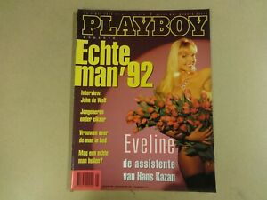 DUTCH-MAGAZINE-PLAYBOY-N-5-1992